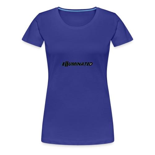 Eiiuminated Clothing V1 - Women's Premium T-Shirt