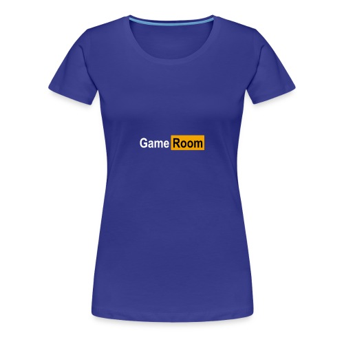 Game_Hub - Women's Premium T-Shirt