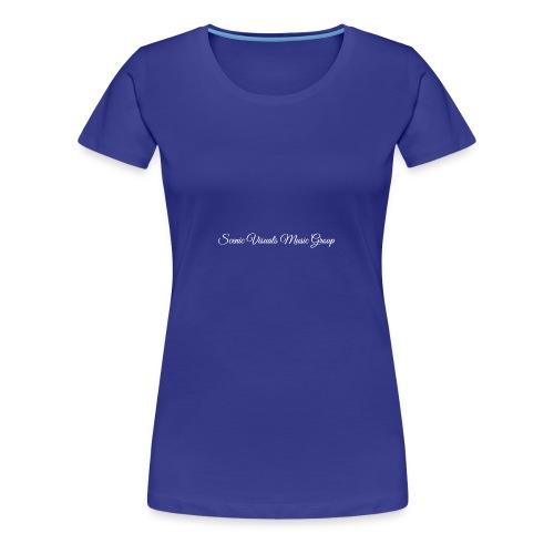 Scenic VIsuals Logo - Women's Premium T-Shirt