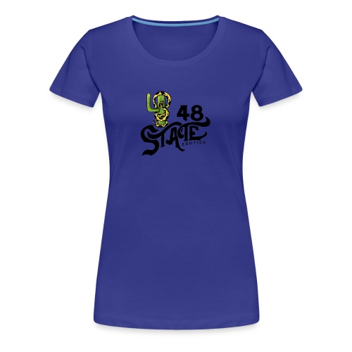 animal cartoon - Women's Premium T-Shirt