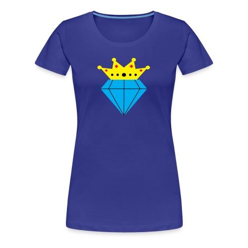 King Diamond - Women's Premium T-Shirt