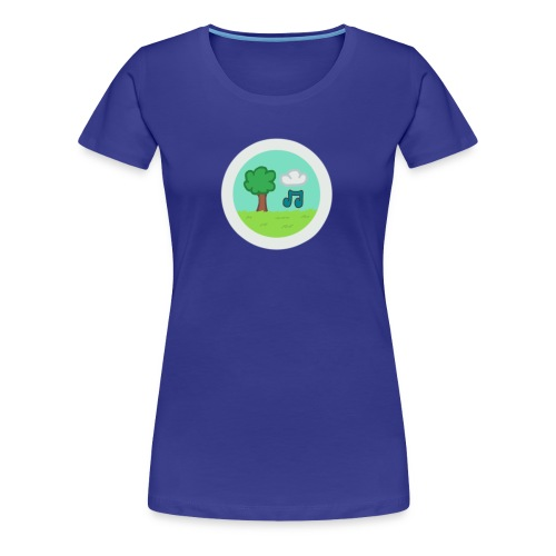MelodyPark Server Logo - Women's Premium T-Shirt