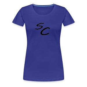 sc black - Women's Premium T-Shirt