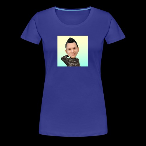 Cartoon - Women's Premium T-Shirt