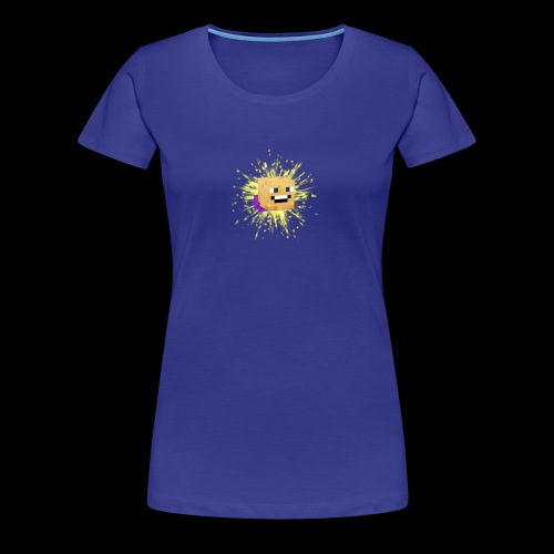 Potato_Smarts Logo - Women's Premium T-Shirt