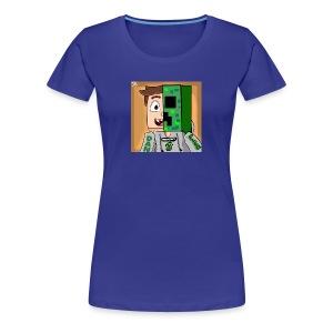 BuilderDan's Merchandise - Women's Premium T-Shirt