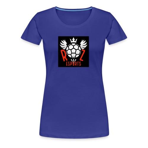 Rz Logo - Women's Premium T-Shirt