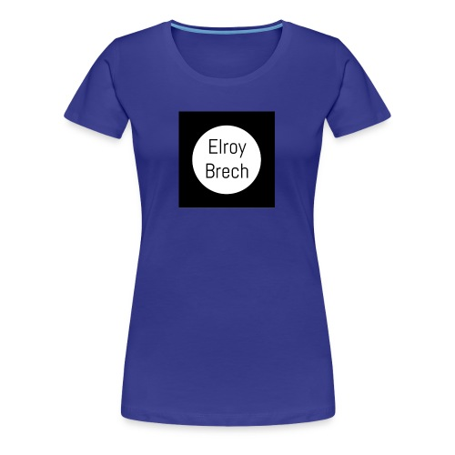 Elroy Brech - Women's Premium T-Shirt