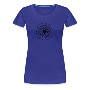Roots with Rhi - Women's Premium T-Shirt