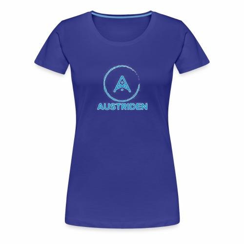 Austriden Logo #2 - Women's Premium T-Shirt