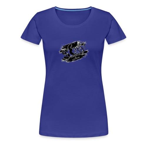 Money N Music - Women's Premium T-Shirt