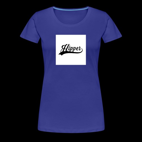 Hipper Logo - Women's Premium T-Shirt