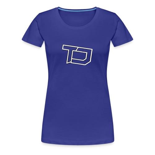 Team Discords Logo - Women's Premium T-Shirt