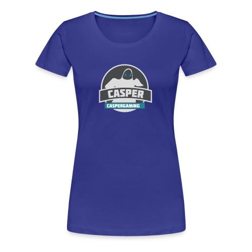 Caspergaming Logo - Women's Premium T-Shirt