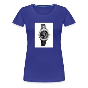 Chanel J12 watch - Women's Premium T-Shirt