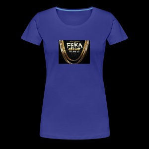 Rapper - Women's Premium T-Shirt