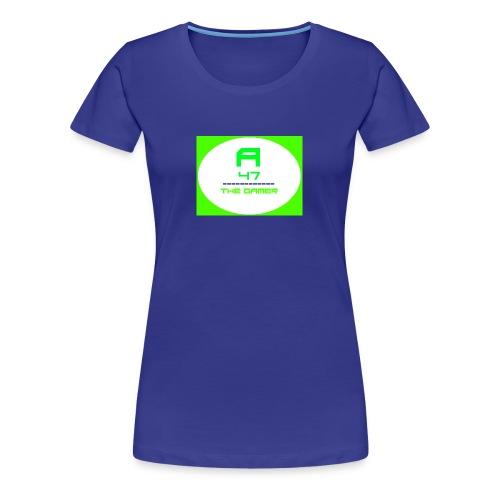 Logo 4 - Women's Premium T-Shirt