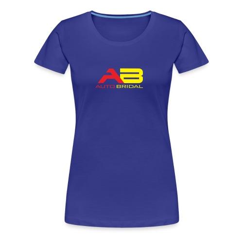 Auto Bridal - Women's Premium T-Shirt