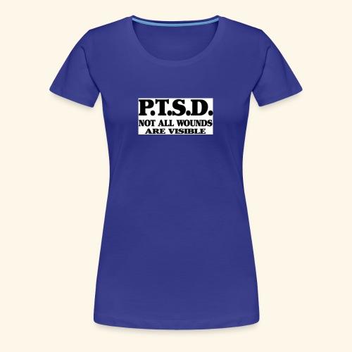 PTSD - Women's Premium T-Shirt
