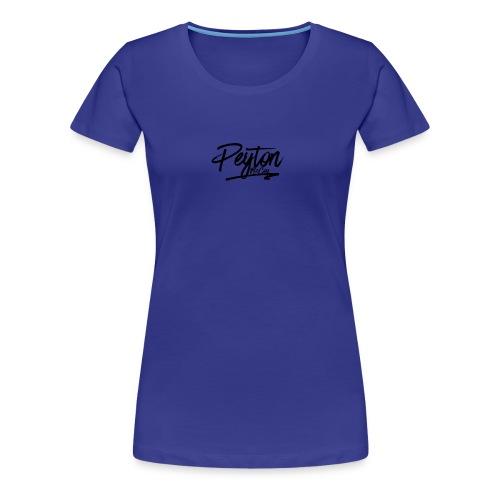 Peyton McCoy Launch - Women's Premium T-Shirt