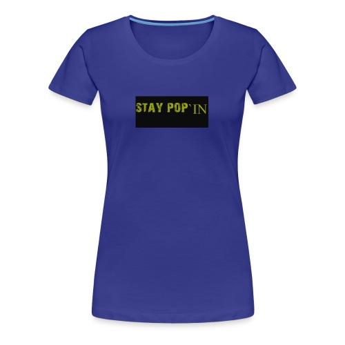 Stay awake - Women's Premium T-Shirt