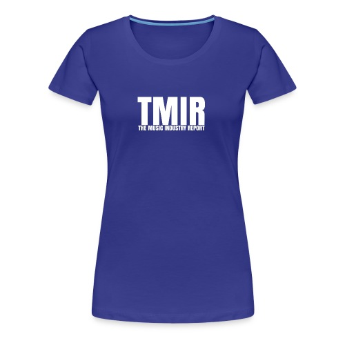 The Music Industry Report Starter Package - Women's Premium T-Shirt