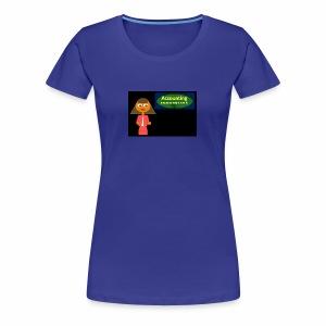 Accounting Instruction - Women's Premium T-Shirt