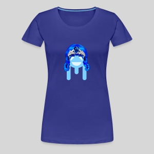 ALIENS WITH WIGS - #TeamMu - Women's Premium T-Shirt
