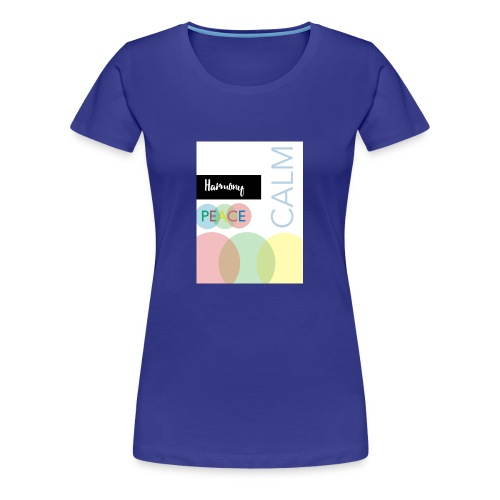 Peace - Women's Premium T-Shirt