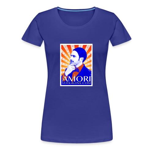 Amori_poster_1d - Women's Premium T-Shirt