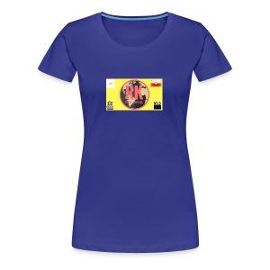 RK Logo - Women's Premium T-Shirt