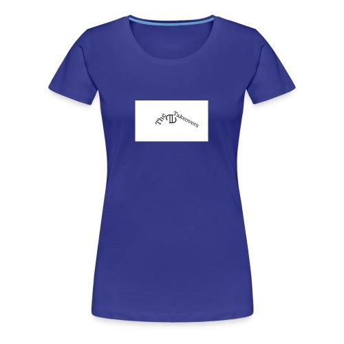 T 1 - Women's Premium T-Shirt