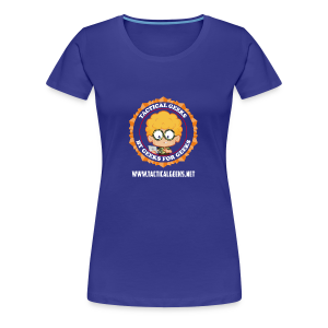 Tactical Geeks - Women's Premium T-Shirt