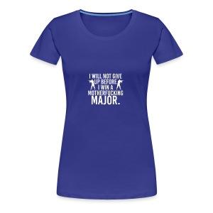 MAJOR Csgo Shirts |Counter Strike Tshirts & Hoodie - Women's Premium T-Shirt