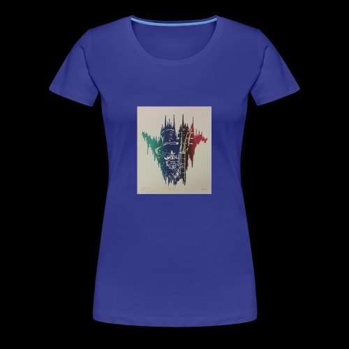 Slash - Women's Premium T-Shirt