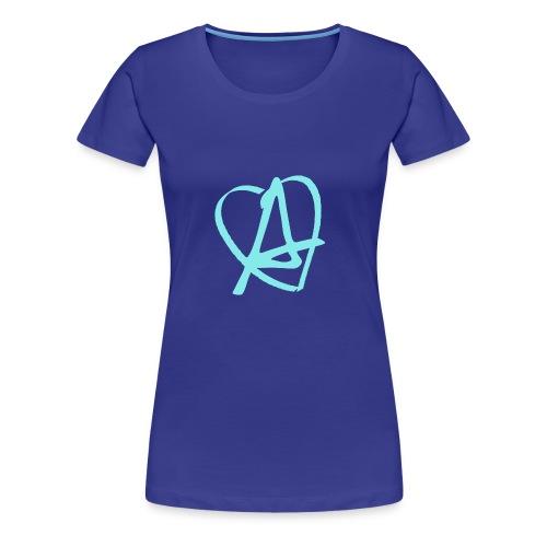 Love & Anarchy - Women's Premium T-Shirt