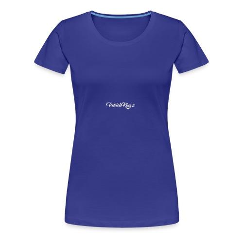 Grey Wolf Edition VK - Women's Premium T-Shirt