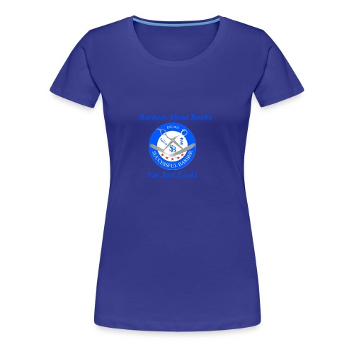 Barbershop Books - Women's Premium T-Shirt