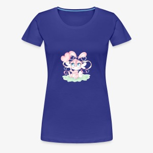 Cute lil bunny - Women's Premium T-Shirt