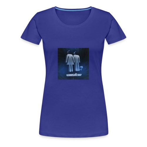Wickie Logo - Women's Premium T-Shirt
