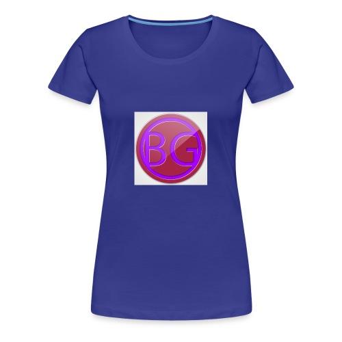 Brother Gaming 2016 logo apparel - Women's Premium T-Shirt