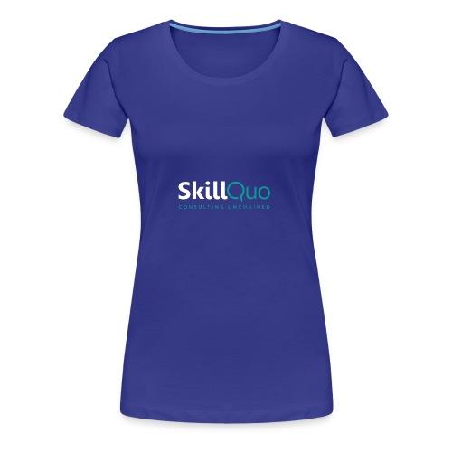 Consulting Unchained - EcoFriendly - Women's Premium T-Shirt