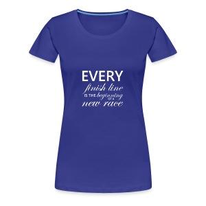 Quote Tee - Women's Premium T-Shirt