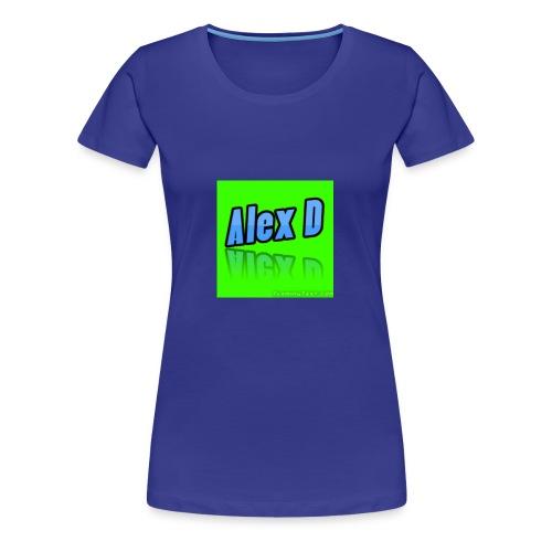 Alex D Doz Comedy Merchandise! - Women's Premium T-Shirt