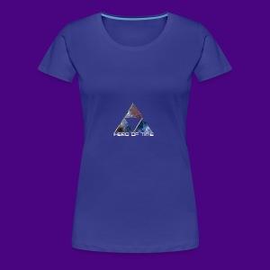 Hero Of Time - Women's Premium T-Shirt