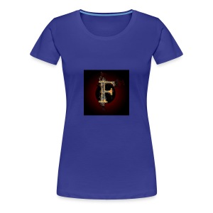 fofire gaming/entertainment - Women's Premium T-Shirt