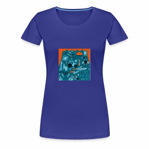 Rant Street Swag - Women's Premium T-Shirt