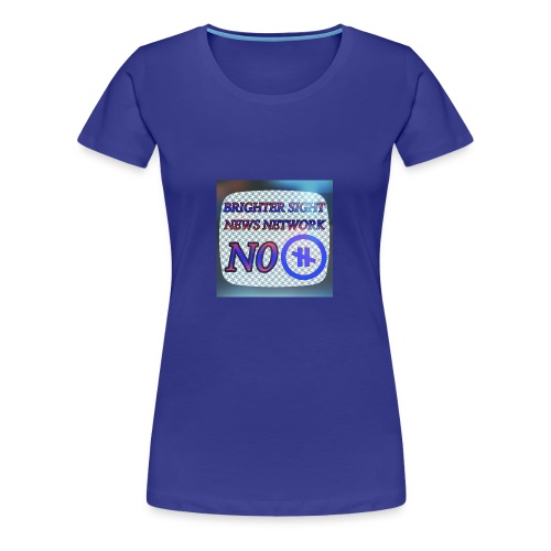 NO PAUSE - Women's Premium T-Shirt