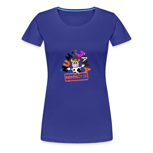HUMUJAMA - Women's Premium T-Shirt