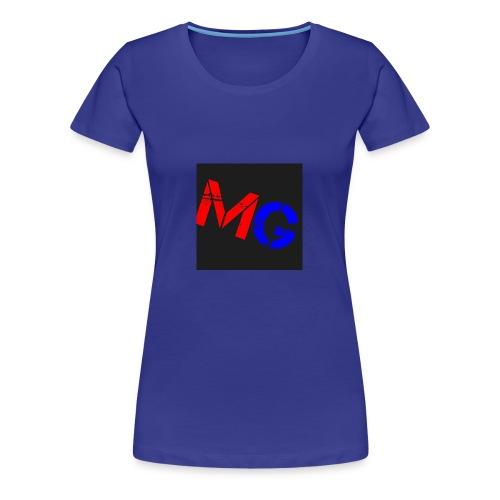 Mobile Gamer - Women's Premium T-Shirt